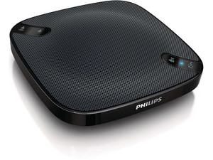 Philips Bluetooth spreker op conferenties