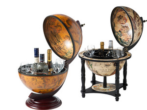 Mini bar Barglobe