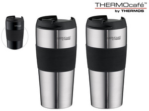 2 Thermocafé Thermosbekers 400 ml voor €24,95