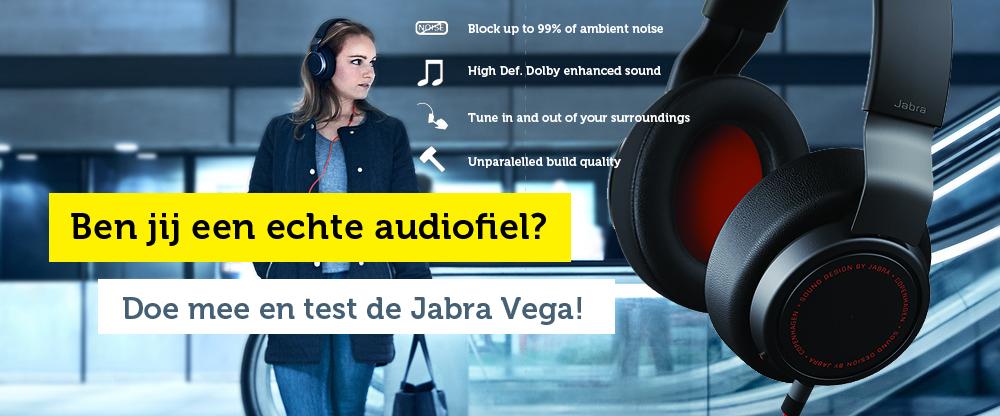 Jabra Reviewactie