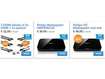 Philips Mediaplayer