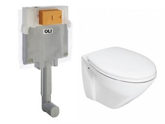 Staande Wc Pot Met Inbouwreservoir.Ibood Com Internet S Best Online Offer Daily Wandtoilet