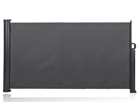 aufrollbarer terrassen windschutz 300x140cm internet 39 s. Black Bedroom Furniture Sets. Home Design Ideas