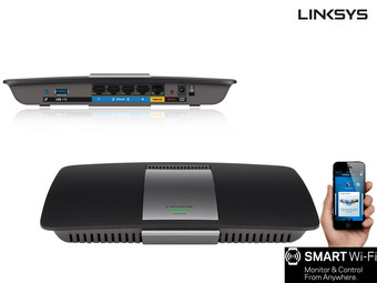 Linksys Smart Wi-Fi AC Router