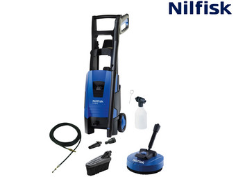 Nilfisk 130 bar pressure washer