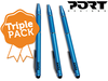 3-pack PORT Designs Stylus balpen