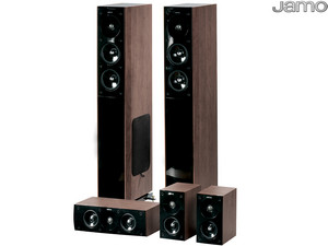 Jamo 5.0 speakerset