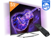 Philips 55-inch 3D LED TV Ambilight