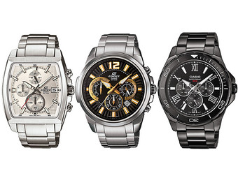 CASIO horloges