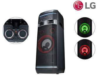 LG XBOOM OK75 Party Speaker | 1000 Watt