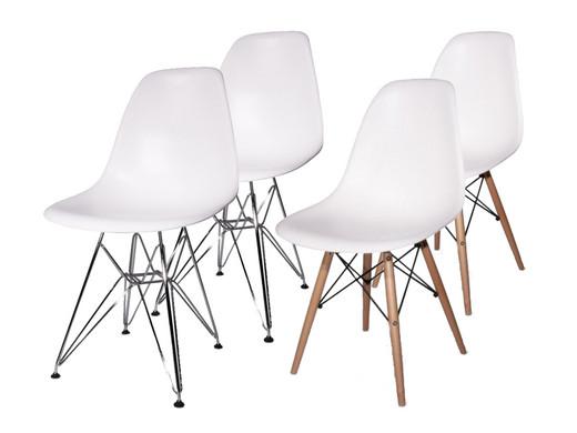Design stoelen betaalbaar for Goedkope witte stoelen