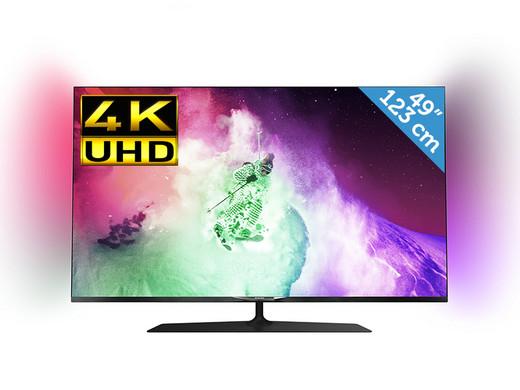 """Philips 49PUS7909 49"""" LED HDTV"""