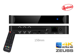 ZEUSS RK3288 4K Android BOX