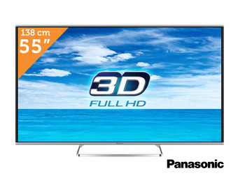 Panasonic 55 Inch 3D LED-TV