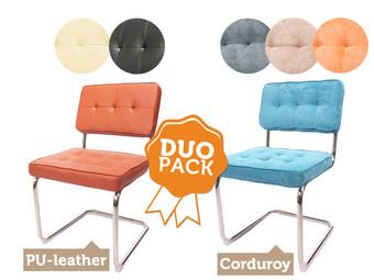 Bauhaus Look Stoelen.Ibood Com Internet S Best Online Offer Daily Duopack
