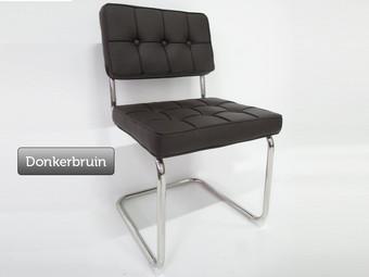 2 design eetkamerstoelen ge nspireerd op bauhaus for Bauhaus stoelen aanbieding