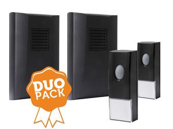 Deurbel Draadloos 2 Bellen.Ibood Com Internet S Best Online Offer Daily Duopack Elro