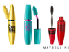 3-pack Maybelline Mascara