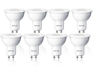 8-pack Philips LED Spotlampen