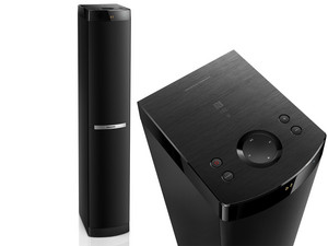 Philips 2.1 Audio Tower w. Bluetooth